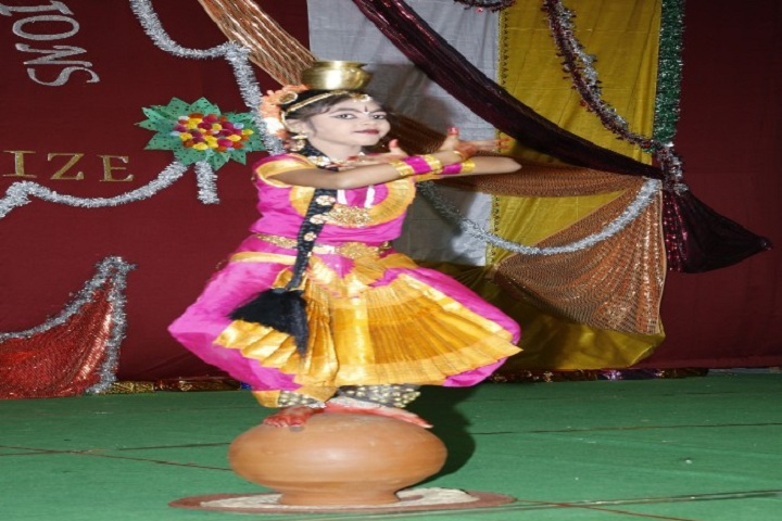 Vanaprastha International School-Classical Dance
