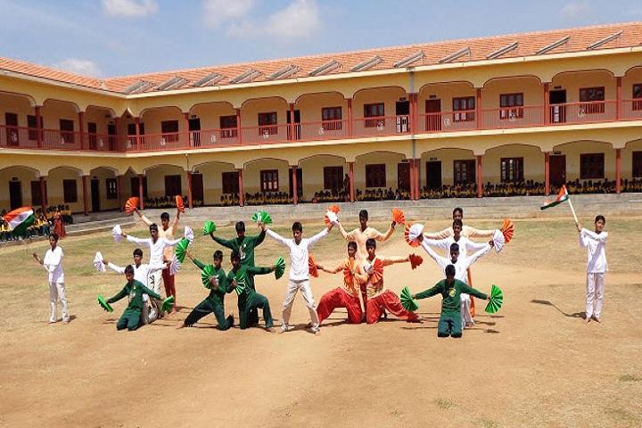 Vanaprastha International School-Republic Day Dance Performance