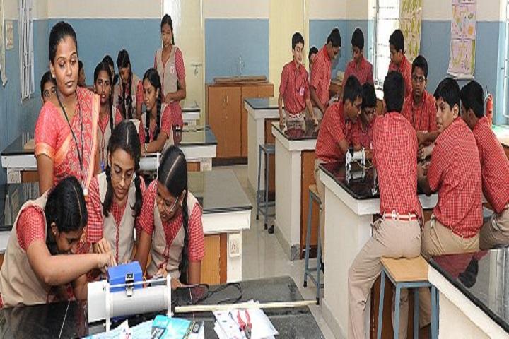 Vani Vidhyalaya-Physics Lab