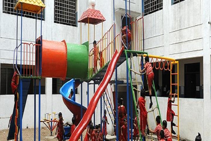 Vani Vidhyalaya-Play Area