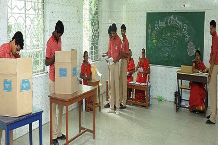 Vani Vidhyalaya-School Election Day