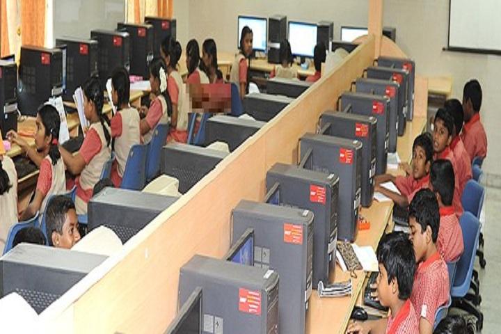 Vani Vidhyalaya-Computer Lab