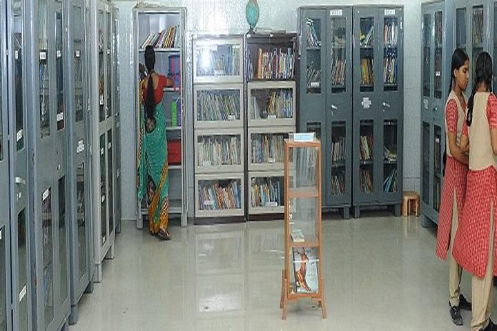 Vani Vidyalaya-Library
