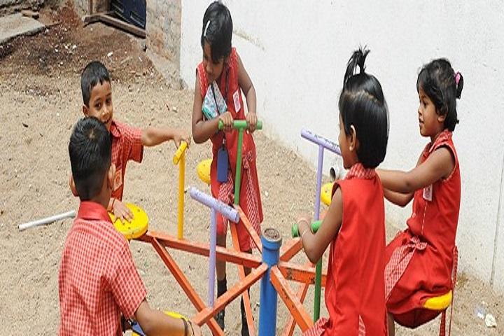 Vani Vidyalaya-Play Ground 2