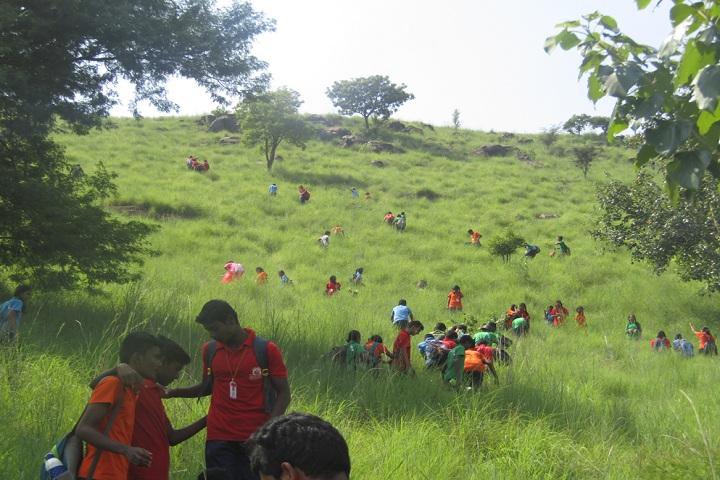 Vedavalli Vidyalaya Senior Secondary School-Field Trips