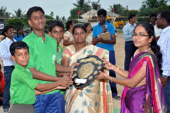 Vedavalli Vidyalaya Senior Secondary School-House System
