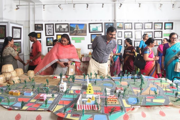 Vedavalli Vidyalaya Senior Secondary School-Art Work