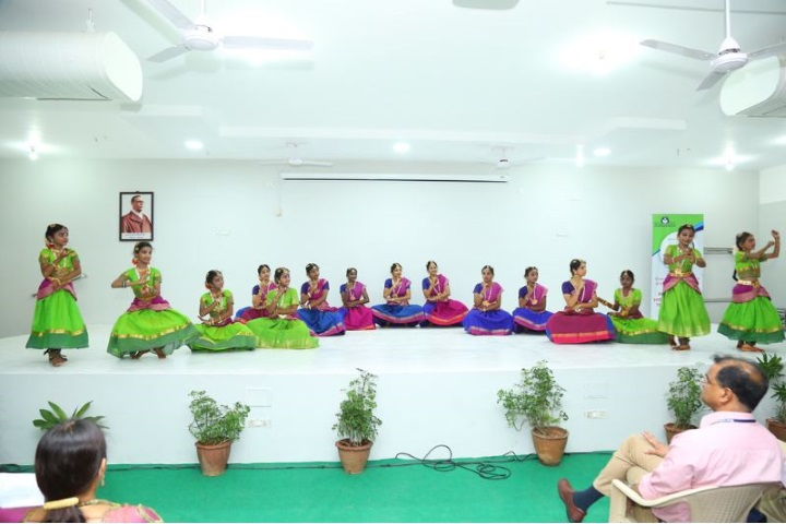 Vedavalli Vidyalaya Senior Secondary School-Classical Dance