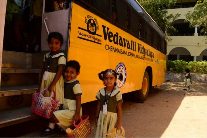 Vedavalli Vidyalaya Senior Secondary School-Transport