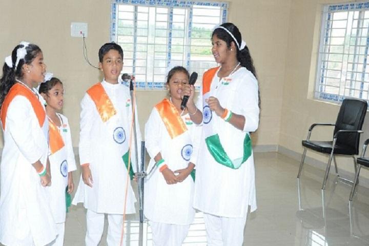 Vedic VIdyashram School-Independence Day Celebration