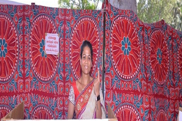 Vedic Vidyashram School-Ballot Box