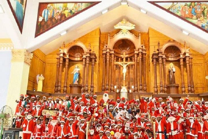 Vedic Vidyashram School-Christmas Celebrations