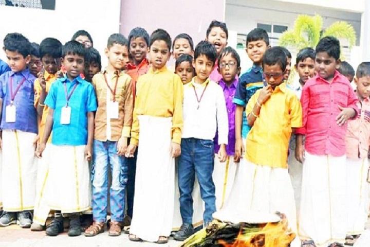 Vedic Vidyashram School-Festival Celebrations