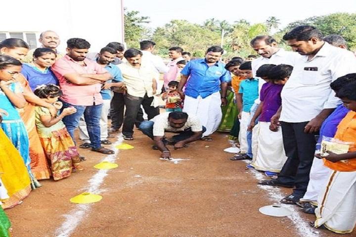 Vedic Vidyashram School-Games