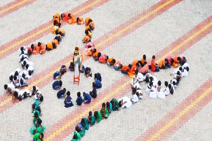 Vedic Vidyashram School-Integrity Day Activity