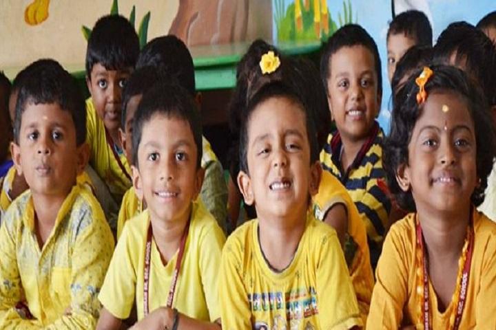 Vedic Vidyashram School-Primary School Children