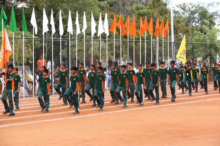 Velalar Vidyalayaa Senior Secondary School-Sports