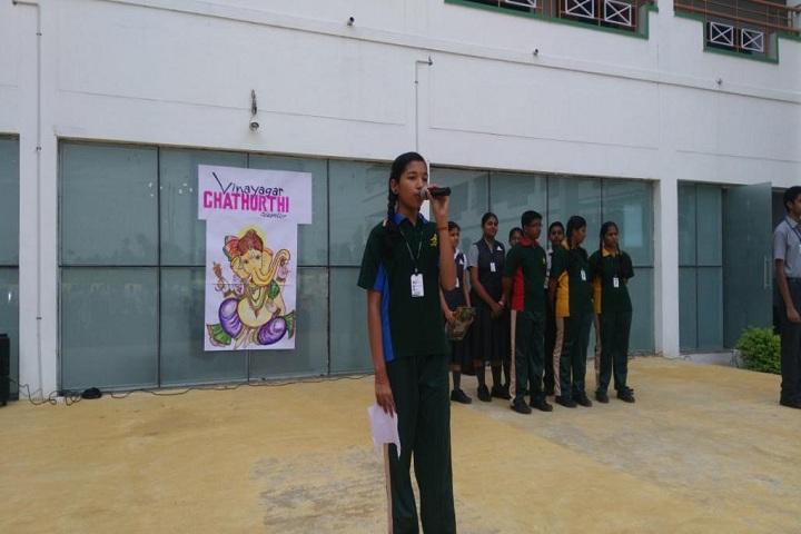Velalar Vidyalayaa Senior Secondary School-Vinayagaar Chaturti