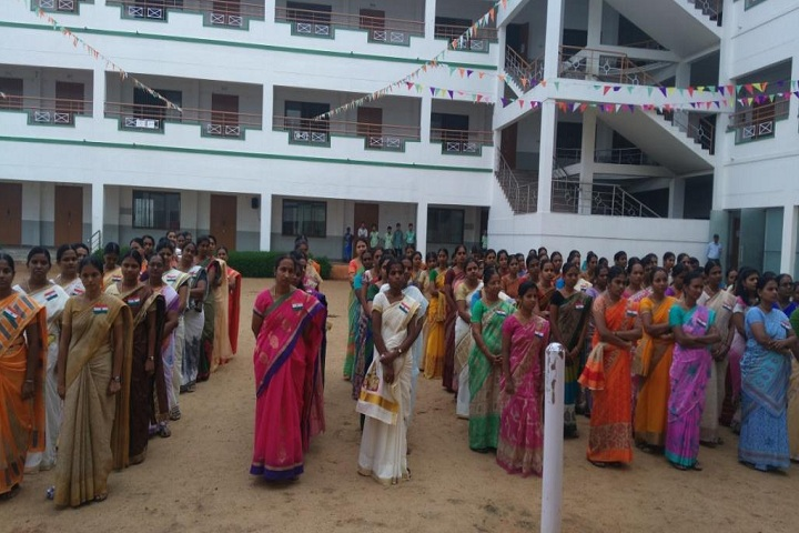 Velalar Vidyalayaa Senior Secondary School-Independence Day
