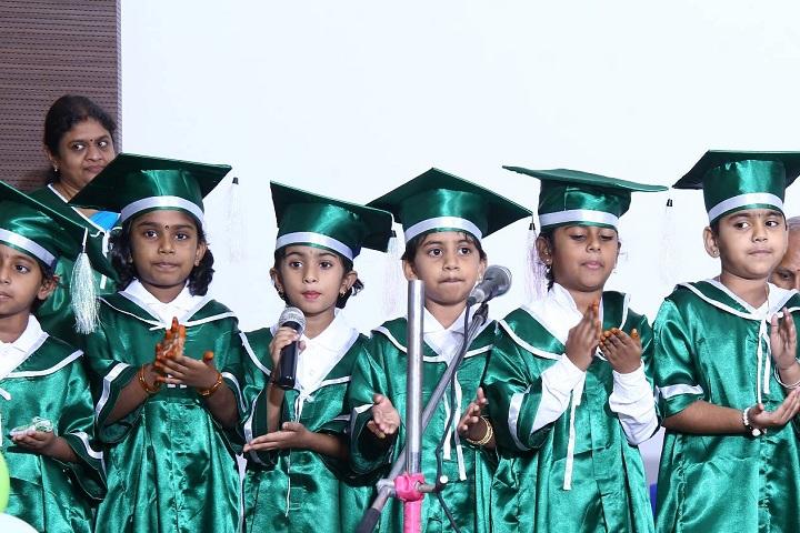 Velalar Vidyalayaa Senior Secondary Schooll-KG Graduation Day