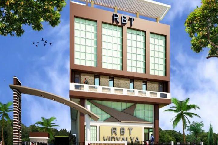 R B T Vidyalaya-Campus View