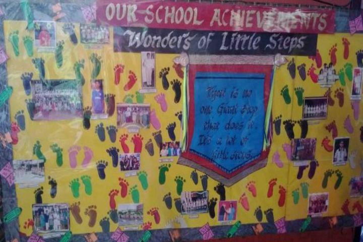 R B T Vidyalaya-School Achievements
