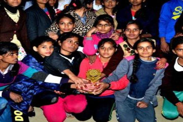 R B T Vidyalaya-Students
