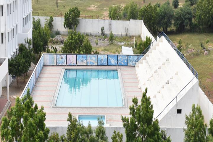 Velammal Vidyalaya School-Swimming Pool