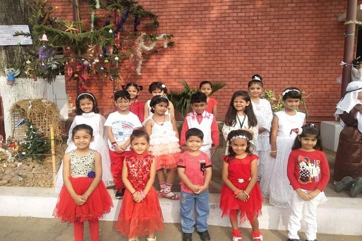 Vidyaniketan Public School-Christmas Celebrations