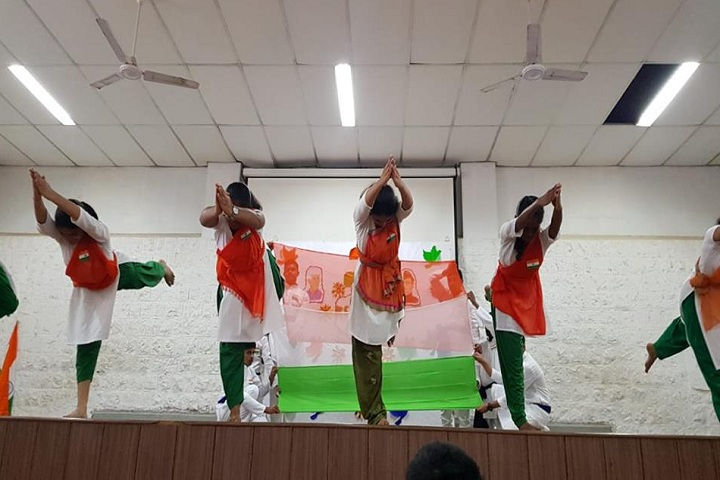 Vidyaniketan Public School-Independence Day Celebration