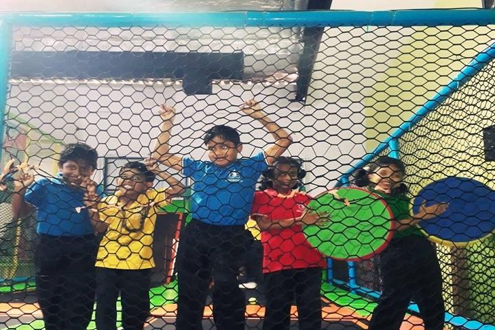 Vidyaniketan Public School-Play Area for Children