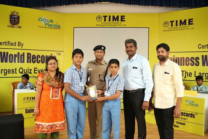Vidyaniketan PublicSchool-Achievements