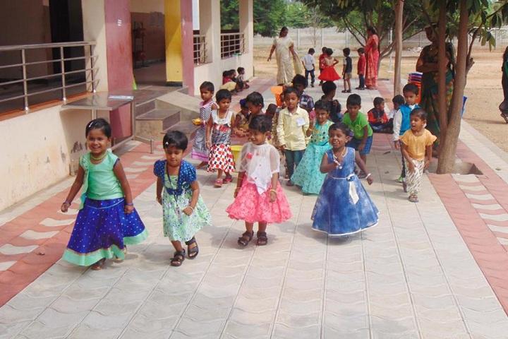 Vijay Vikas International School-Childrens Day Celebrations