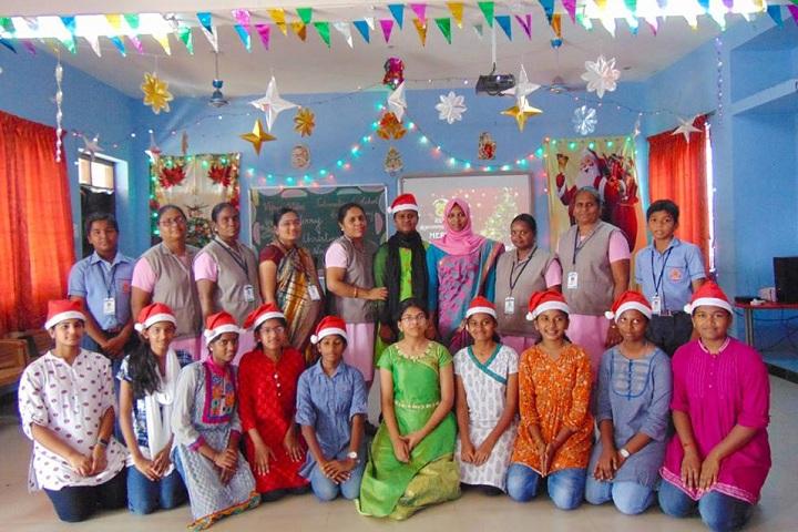 Vijay Vikas International School-Christmas Celebrations