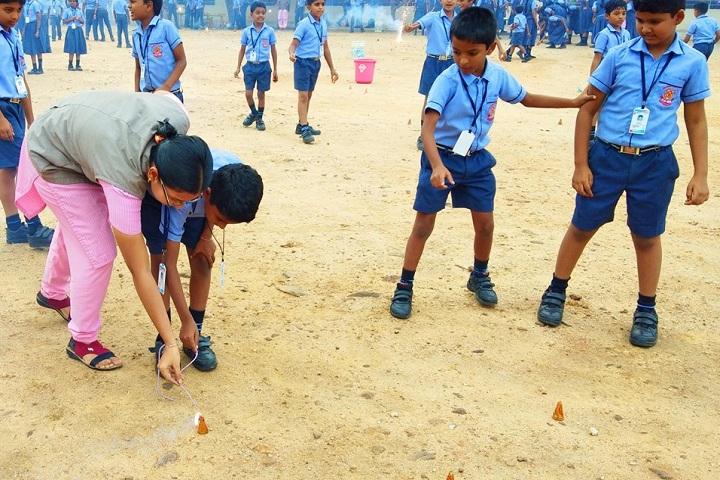Vijay Vikas International School-Diwali Celebrations