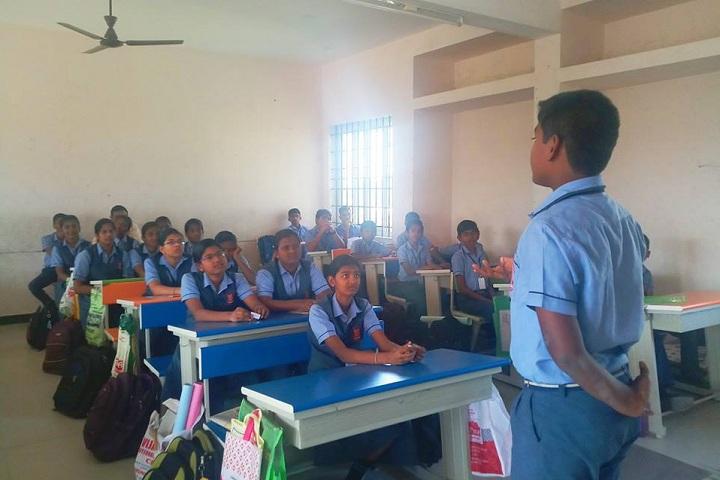 Vijay Vikas International School-January Month Competetion