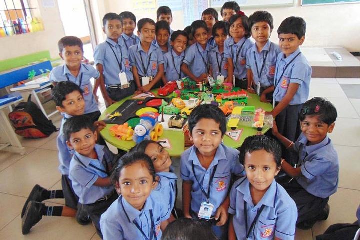 Vijay Vikas International School-Science Exhibition