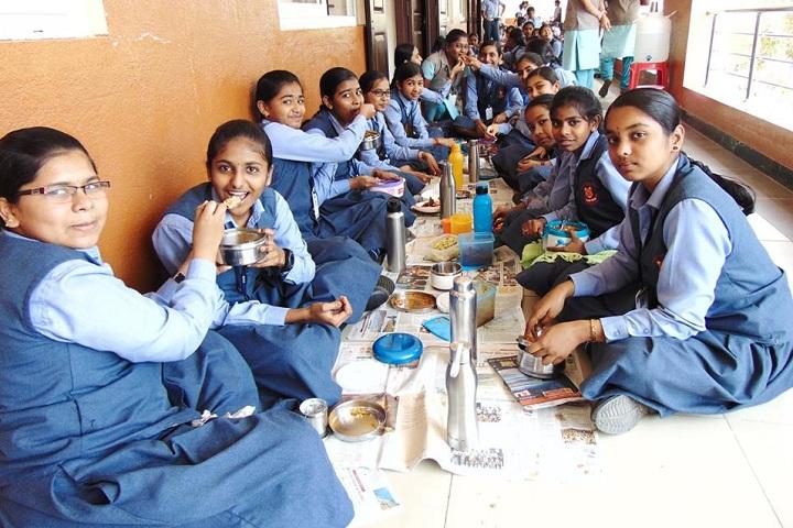 Vijay Vikas International School-Sharing Day
