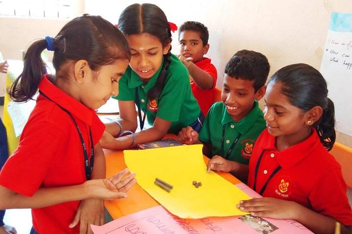 Vijay Vikas International School-Think Room Day