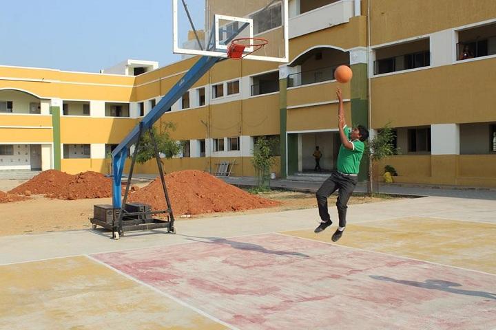 Vivekananda Vision School-Basket Ball