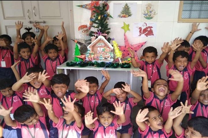Vivekananda Vision School-Christmas Celebrations