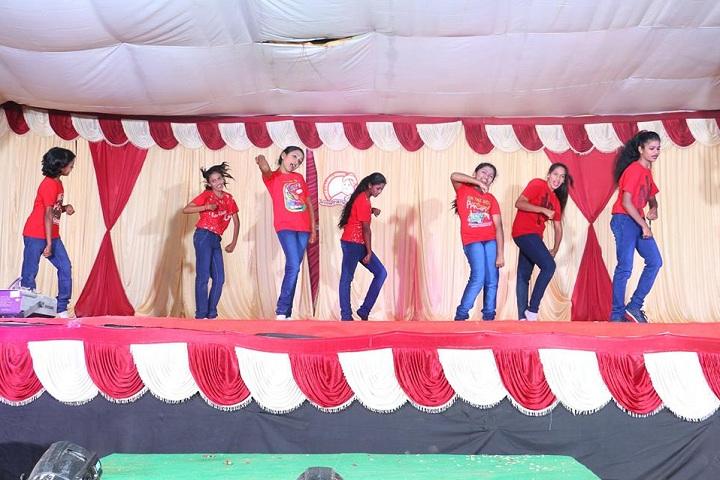 Vivekananda Vision School-Dance