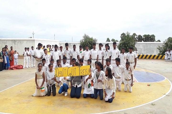 Vivekananda Vision School-Independence Day Celebrations