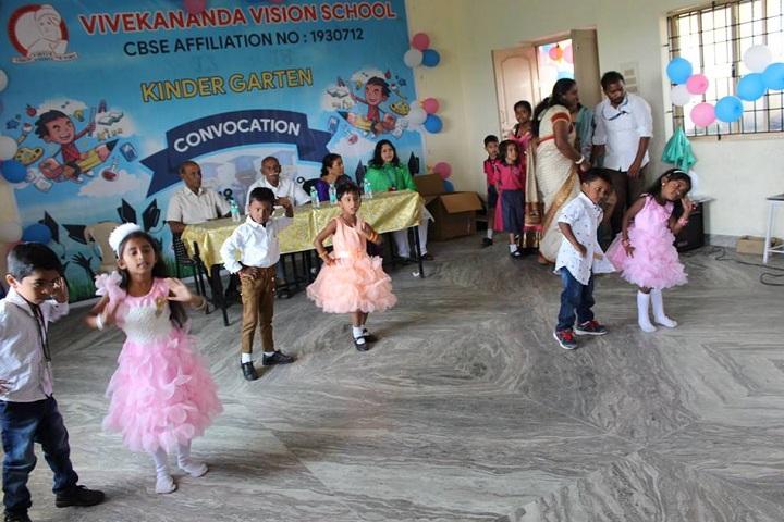 Vivekananda Vision School-Kinder Garden Dance