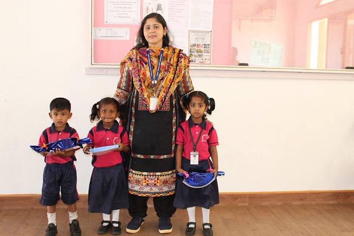 Vivekananda Vision School-Prize Distribution