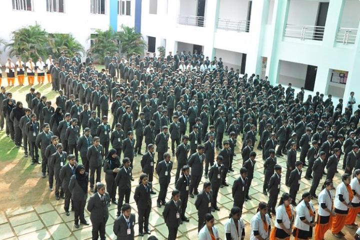 VSR International School-Assembly