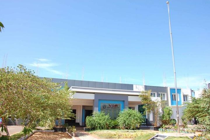 VSR International School-Building
