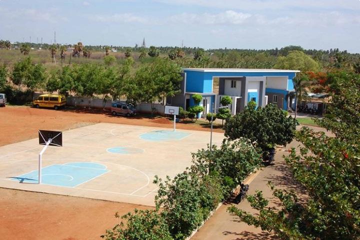 VSR International School-Campus