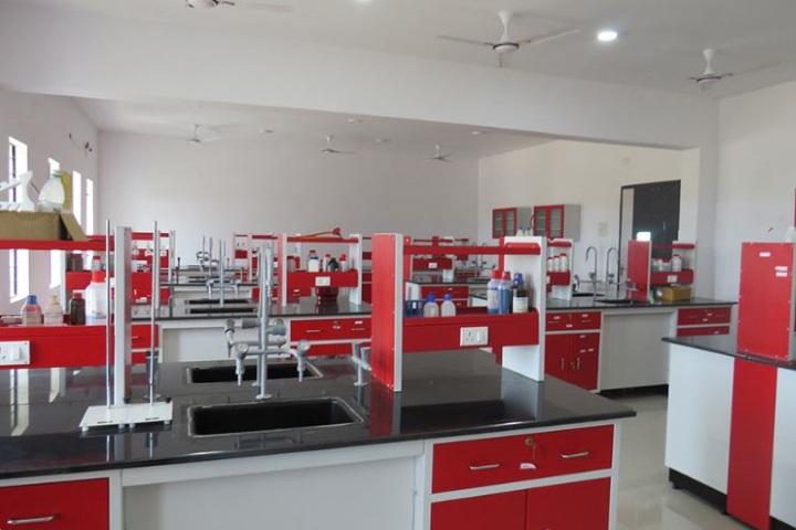 VSR International School-Chemistry Lab