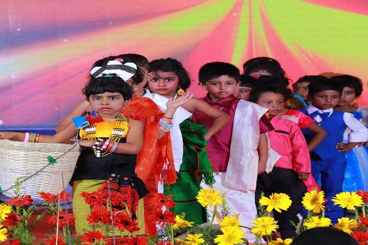 VSR International School-Fancy Dress